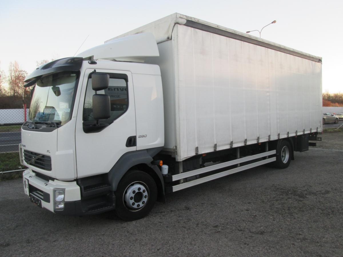 Volvo  FL 12.290  1 lůžko