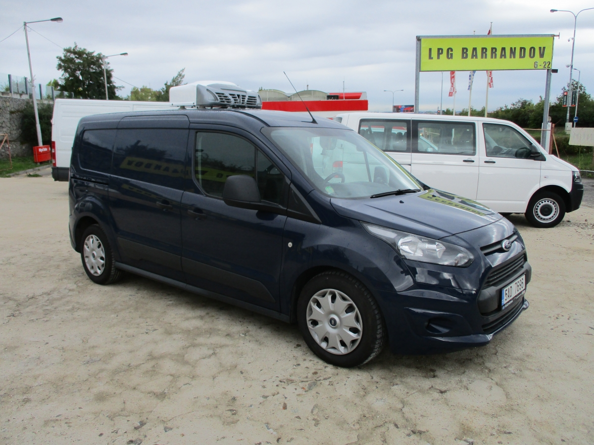 Ford Transit Connect 1,6 TDCI