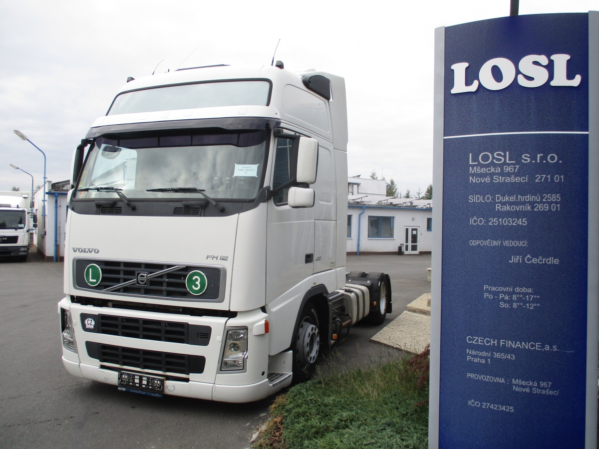 Volvo  FH12.420 EURO 3 MEGA-lowdeck