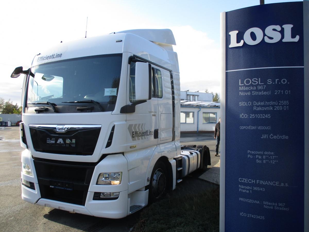 MAN  TGX18.440 EURO 6 MEGA-lowdeck