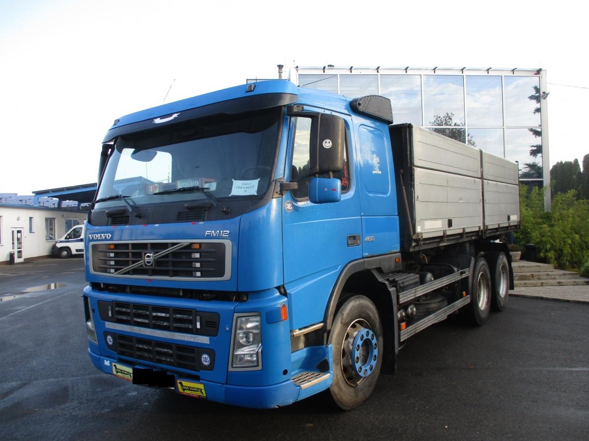 Volvo  FM12.460 6x4 EURO 3