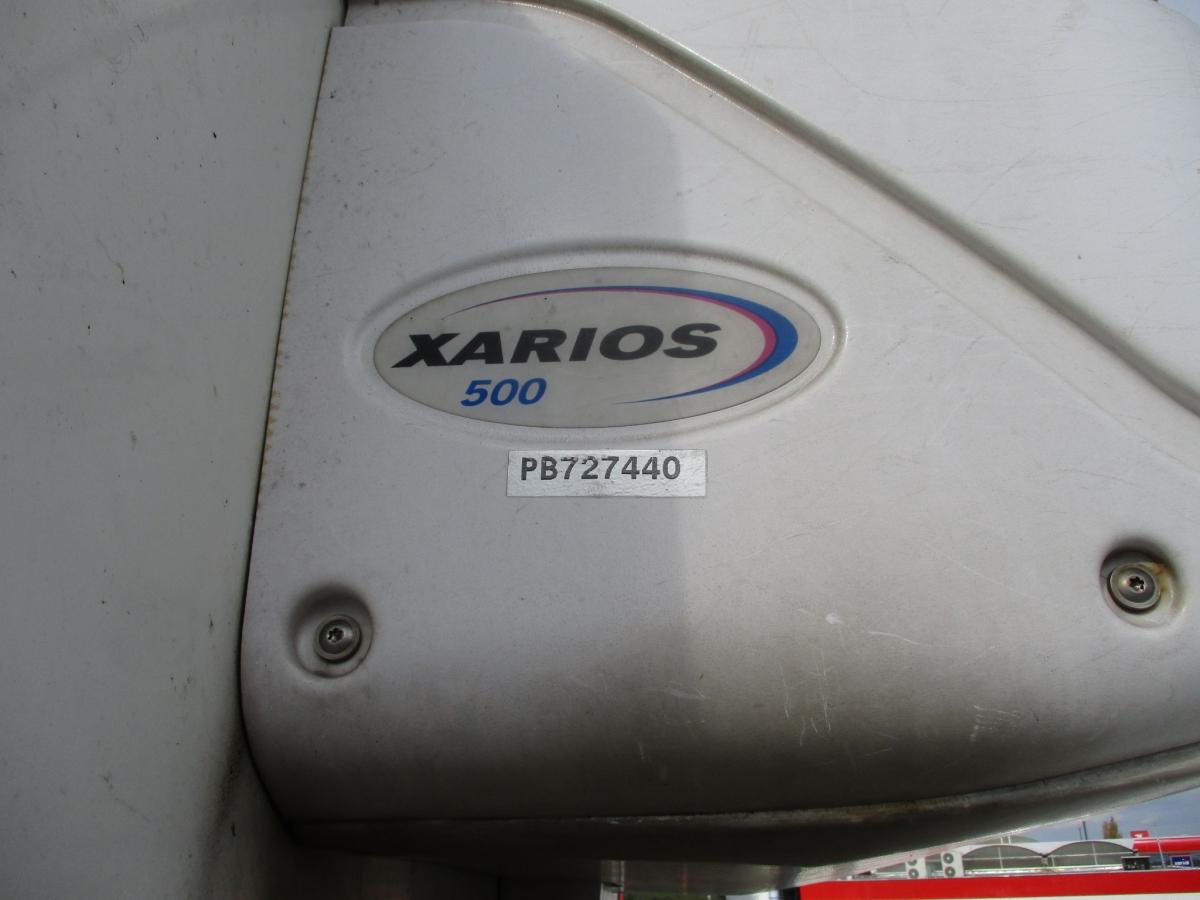 Iveco  120E18 Carrier Xarios 500