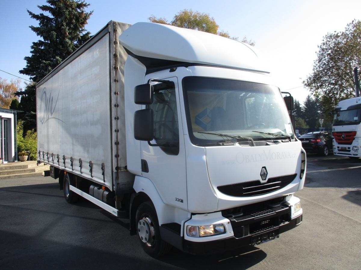 Renault  Midlum 220 DXi EURO 4