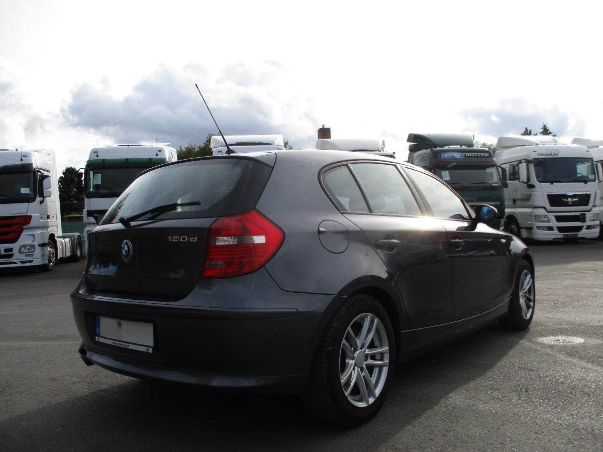 BMW Řada 1 120d