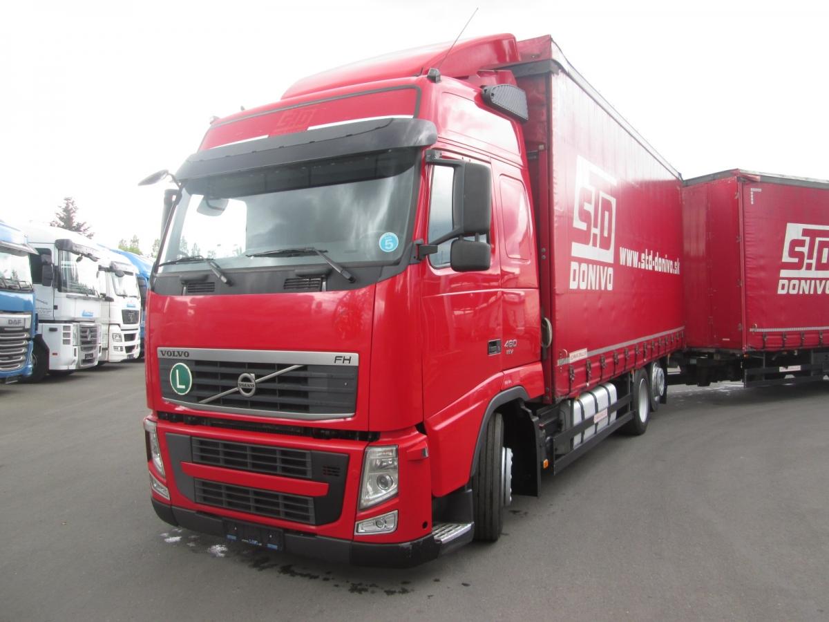 Volvo  FH13 460 6x2