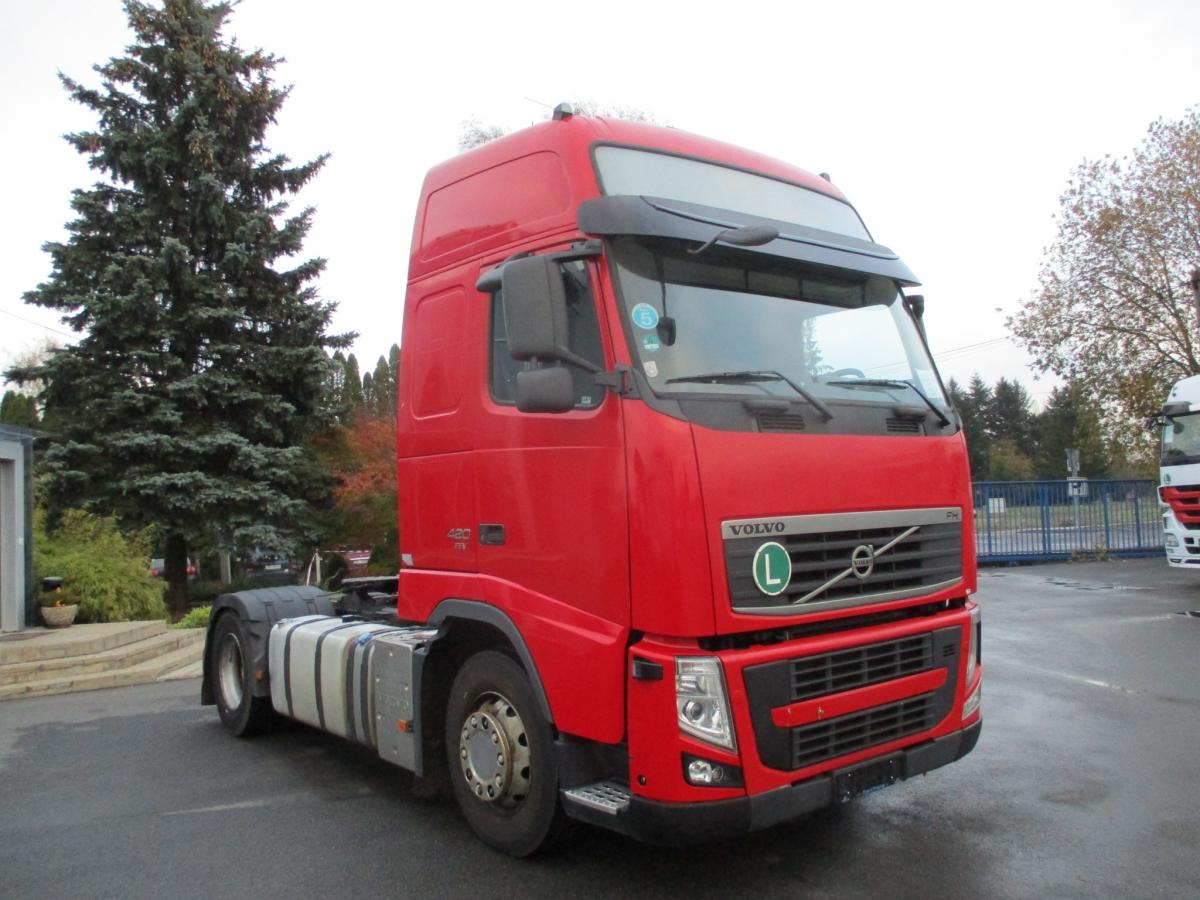 Volvo  FH13.420 EEV