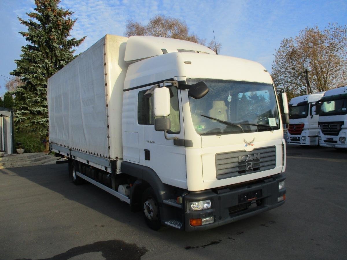 MAN  TGL8.210 EURO 4