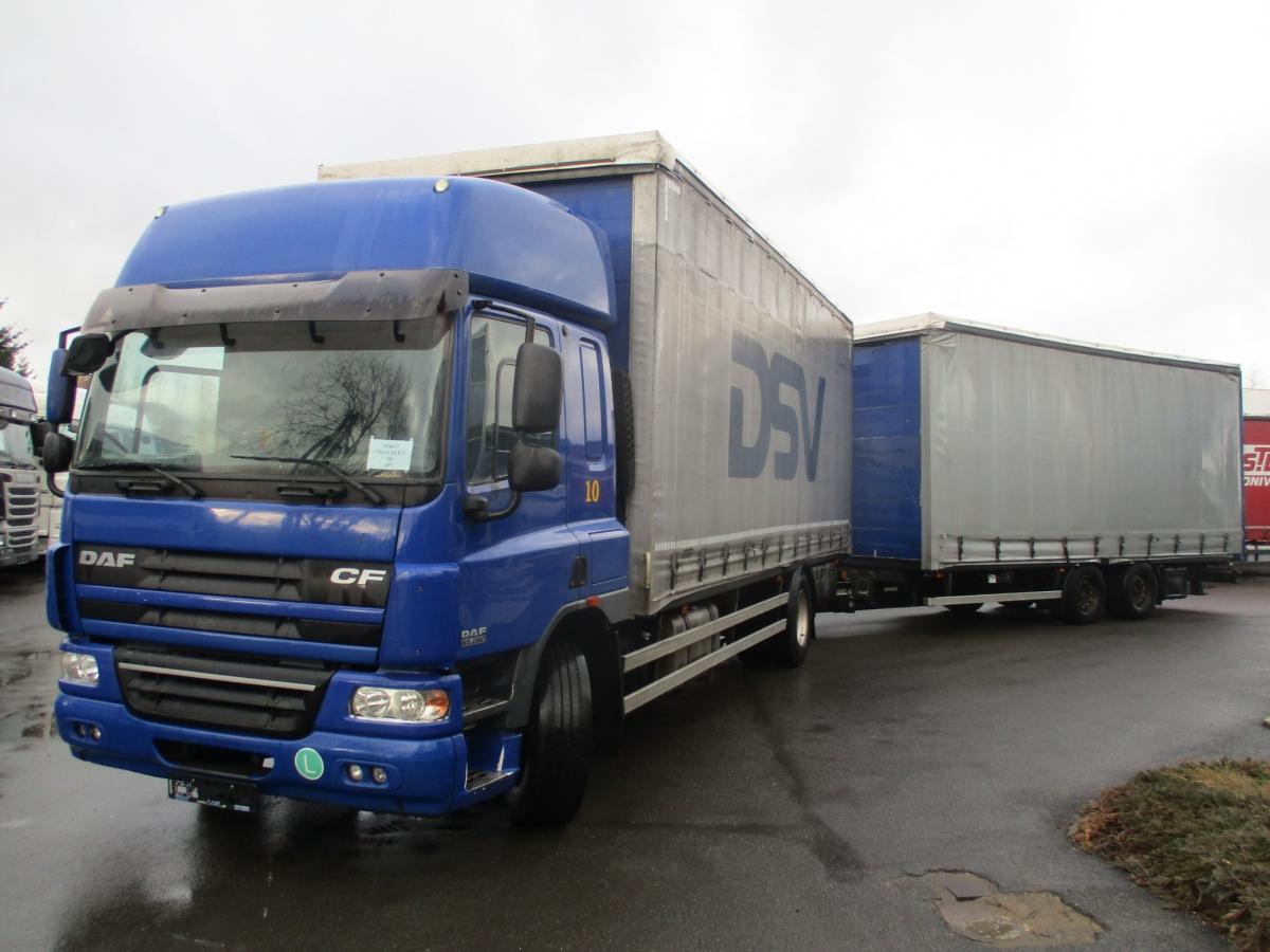DAF  CF65.280 EURO 4