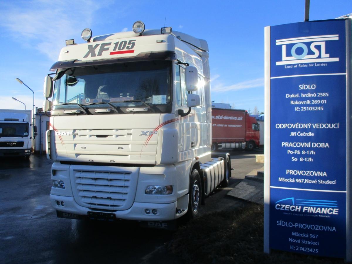 DAF  XF105.460 EURO 5