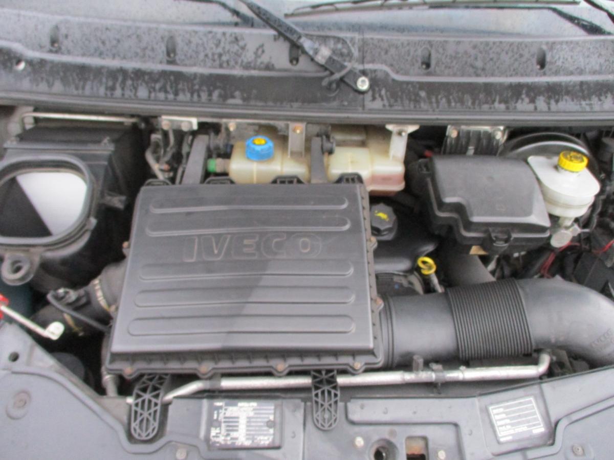 Iveco  35S15V  Carrier Xarios 300 +el. zás.