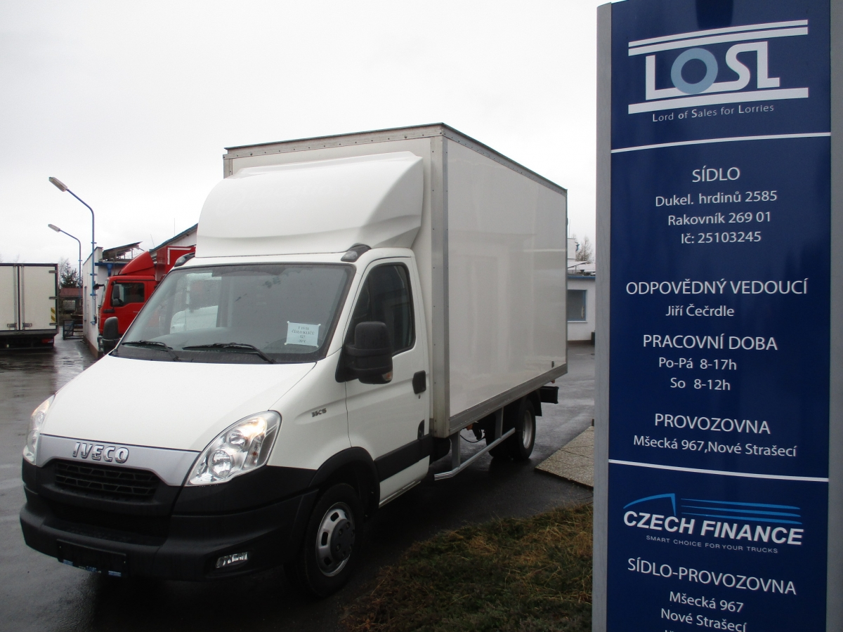 Iveco  35C15 Daily