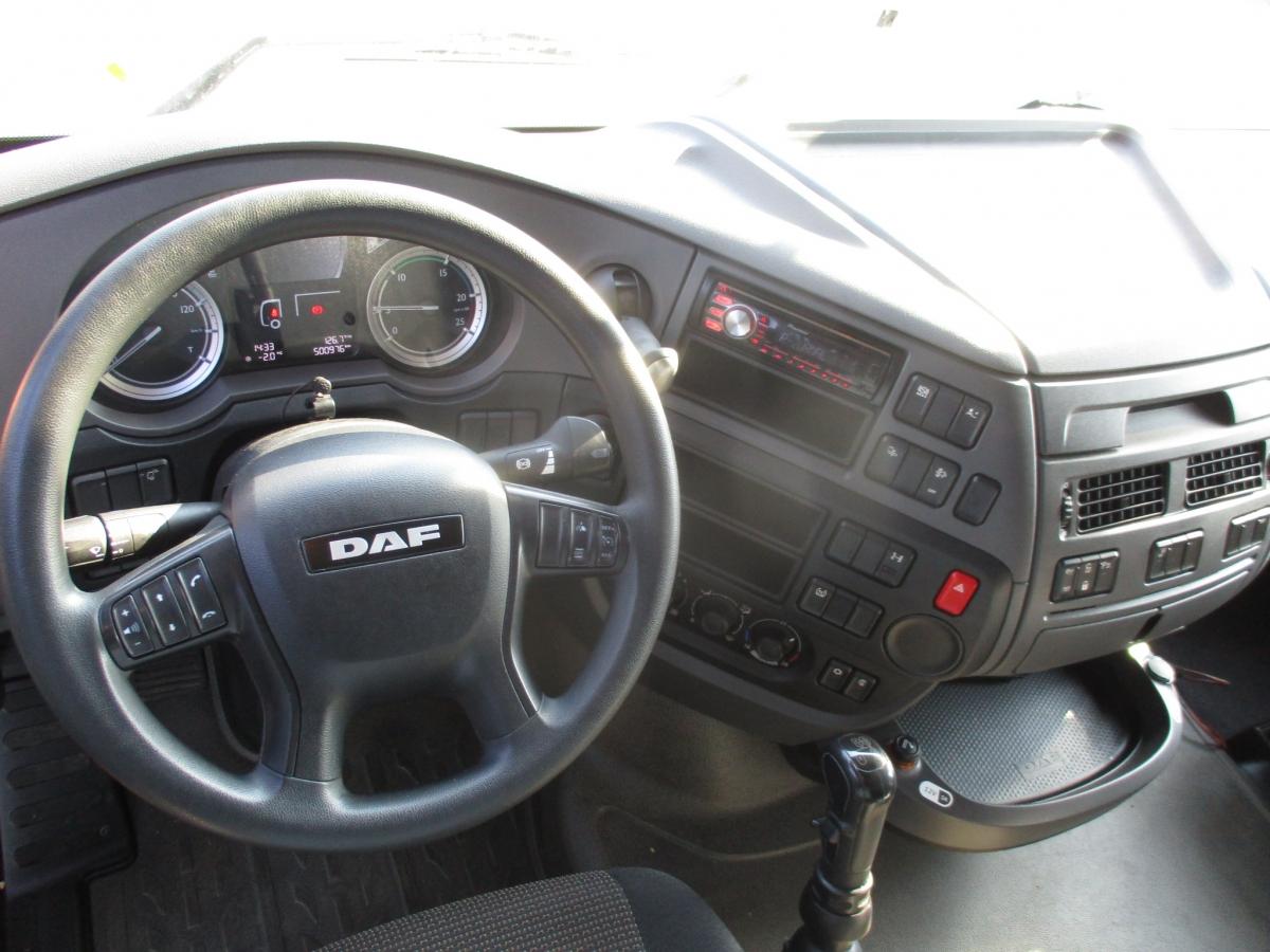DAF  XF460 EURO 6