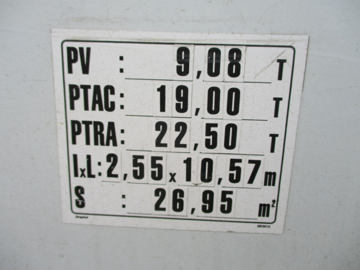 DAF  CF 75.310  18 t