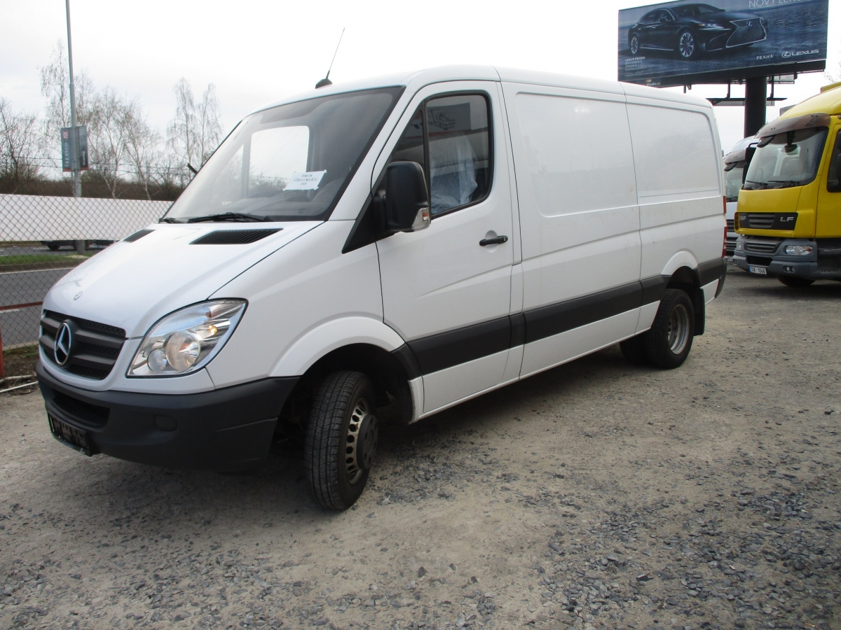 Mercedes-Benz Sprinter 513 CDi   5 t