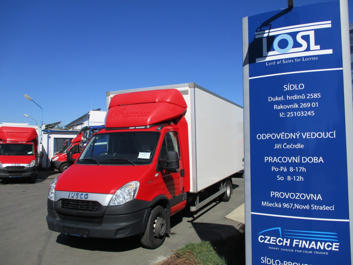 Iveco  Daily 60C15 EURO 5