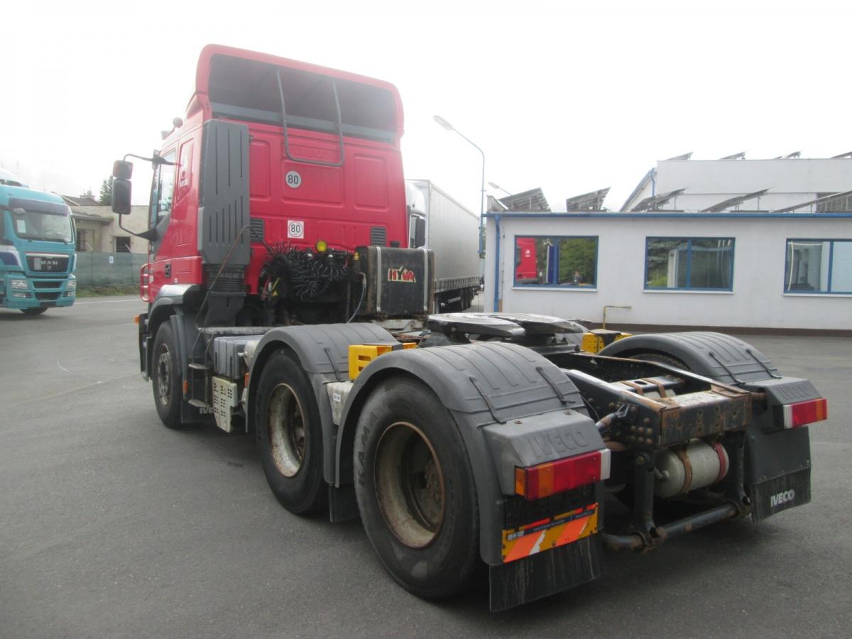 Iveco  Stralis 430 6x4