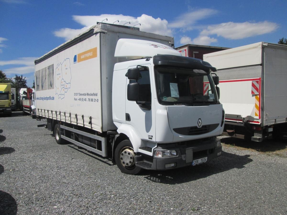 Renault  Midlum 12.280 DXi