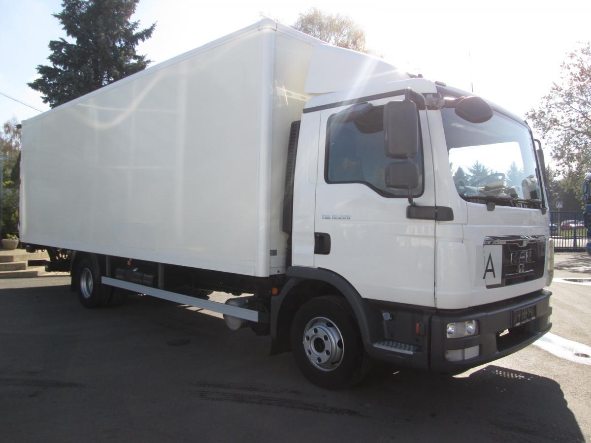MAN  TGL12.220 EURO 5