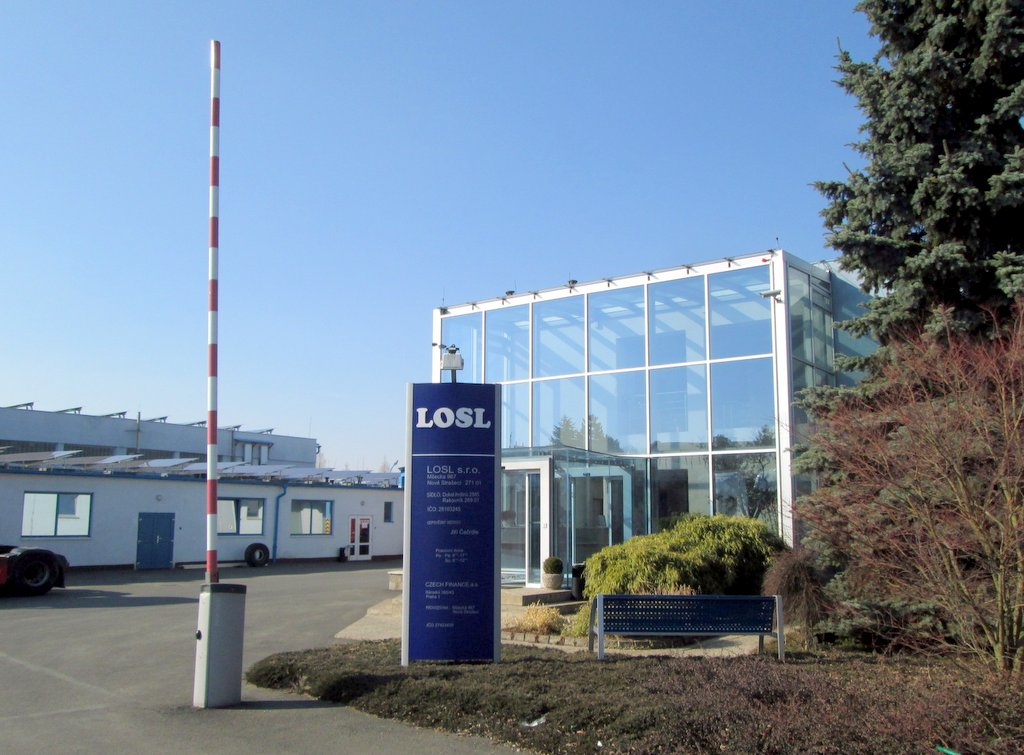 LOSL s.r.o. headquarters in Nové Strašecí